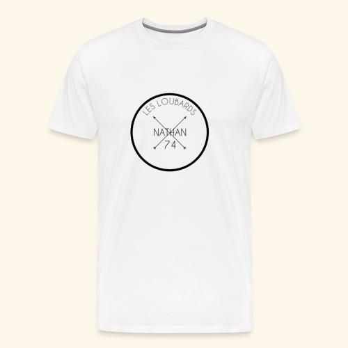 NATHAN-74 - T-shirt Premium Homme
