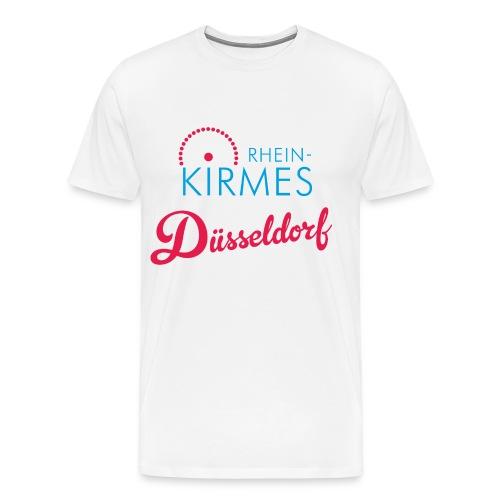 Rheinkirmes Düsseldorf - Männer Premium T-Shirt