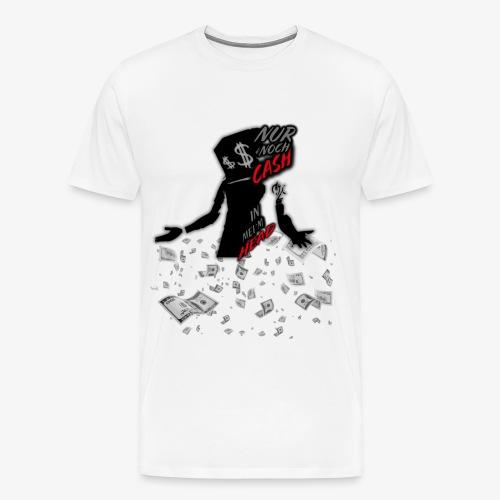 Cash - Männer Premium T-Shirt