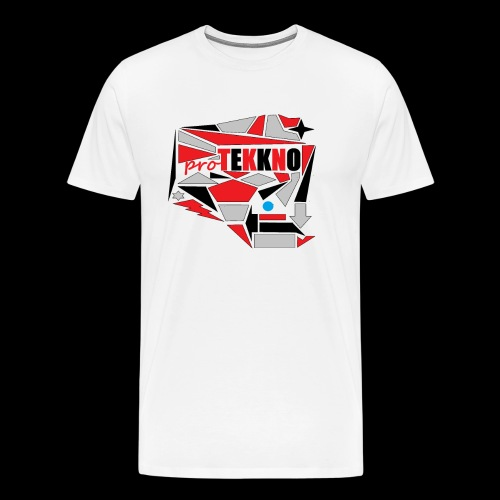 pro tekkno - Männer Premium T-Shirt