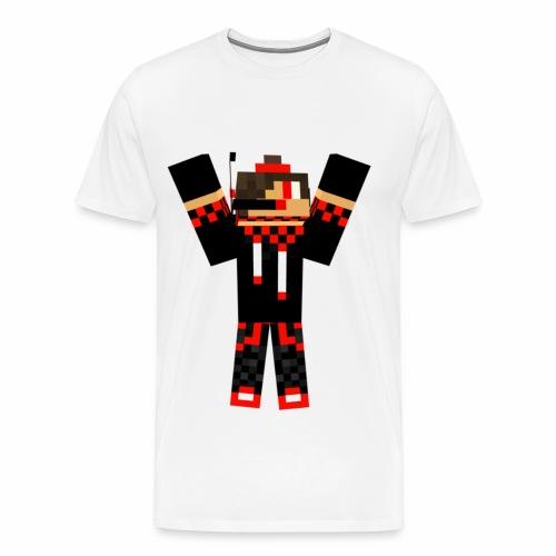 Design flipper - Männer Premium T-Shirt