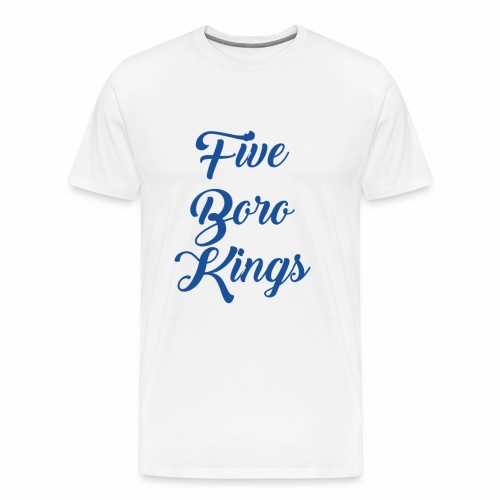 Five Boro Kings - Männer Premium T-Shirt
