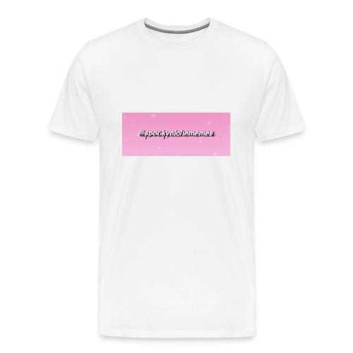 Spookynichememes - Men's Premium T-Shirt