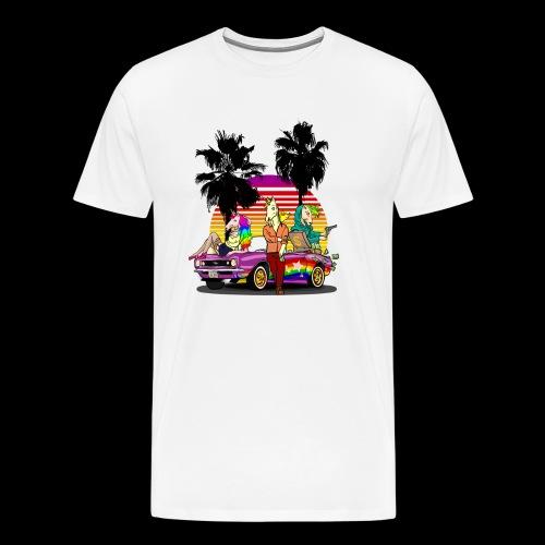 LIKORN - T-shirt Premium Homme