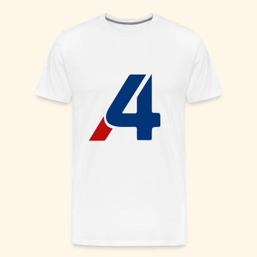 A4 - Camiseta premium hombre