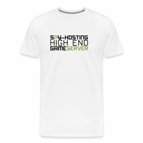 HIGH END - Männer Premium T-Shirt
