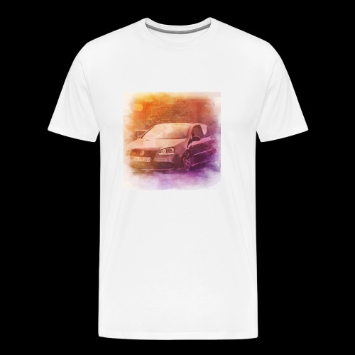 Rest in Peace Sascha 2017 R32 - Männer Premium T-Shirt