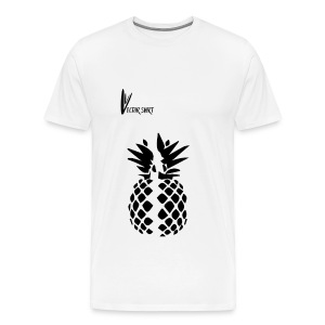 Broken Pineapple - Vector Shirt - T-shirt Premium Homme