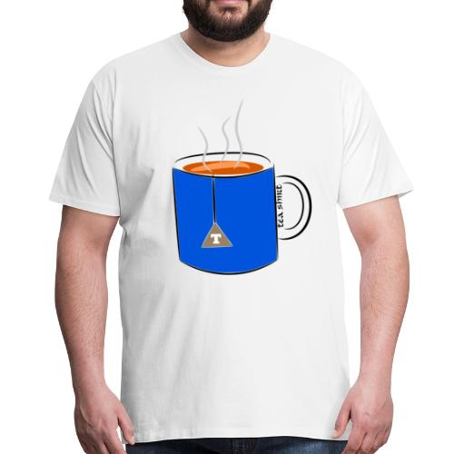 Big Mug - Tea-Shirts - Men's Premium T-Shirt