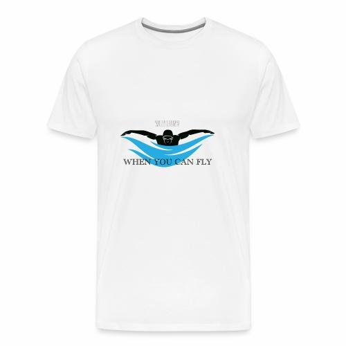 Pourquoi? Why? - T-shirt Premium Homme