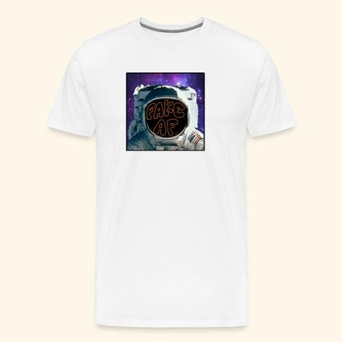 astronaut - Mannen Premium T-shirt