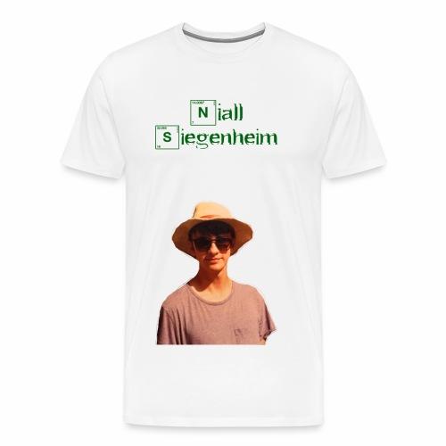 Nialls Winterkollektion 2016/2017 - Männer Premium T-Shirt