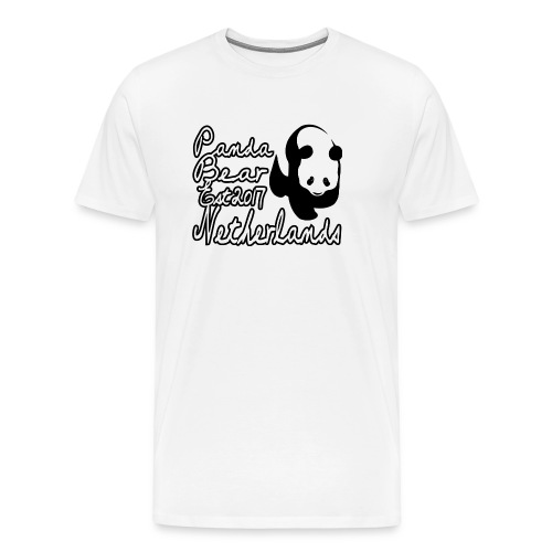 Panda's Rhenen - Mannen Premium T-shirt