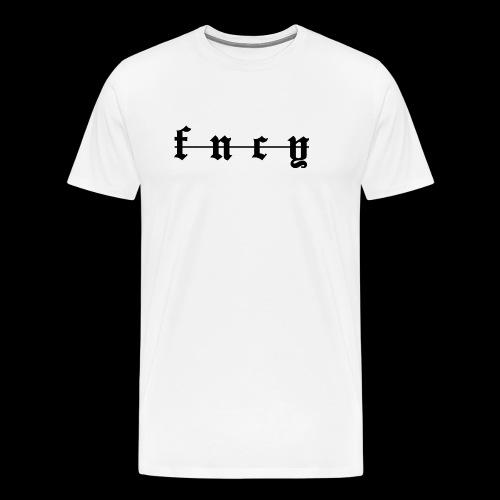 fncy II - Männer Premium T-Shirt