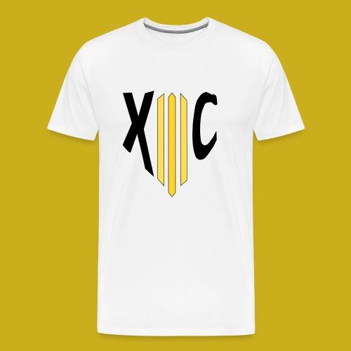 XIIIC Fashion Brand, Designer Clothes - Männer Premium T-Shirt