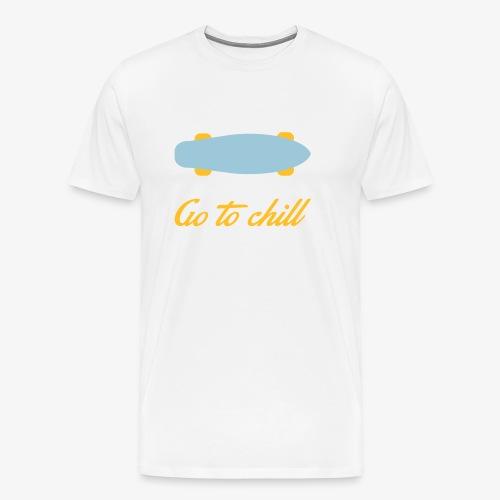 chill - T-shirt Premium Homme