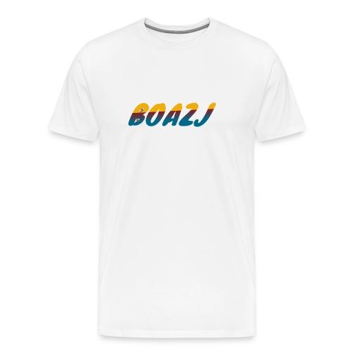 BoazJ Logo - Mannen Premium T-shirt