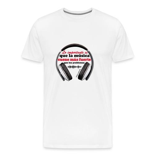 LO IMPORTANTE - Camiseta premium hombre