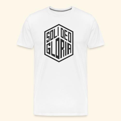 Soli Deo Gloria - T-shirt Premium Homme