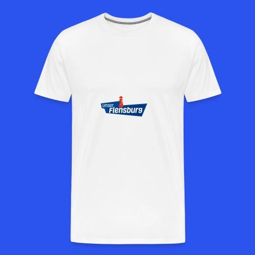 Unser Flensburg - Männer Premium T-Shirt