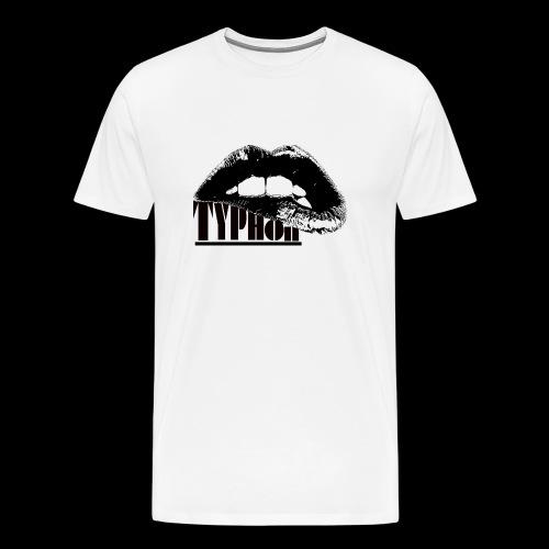 Typhon Original Logo - Men's Premium T-Shirt