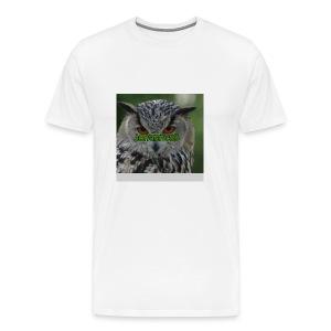 JohannesB lue - Premium T-skjorte for menn