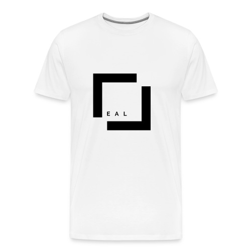 REAL LOGO - Männer Premium T-Shirt