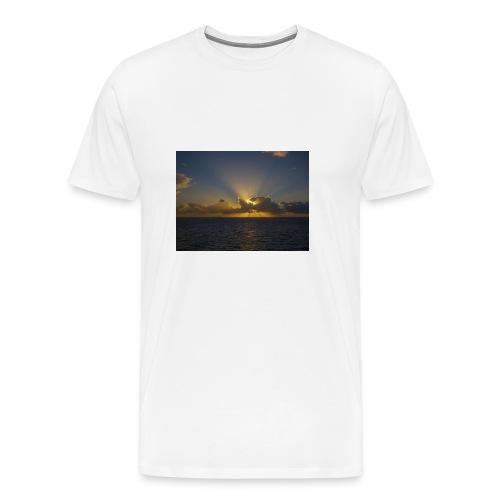 SUNSET - Camiseta premium hombre