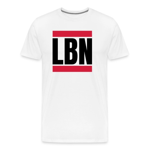 Lebanon - Männer Premium T-Shirt