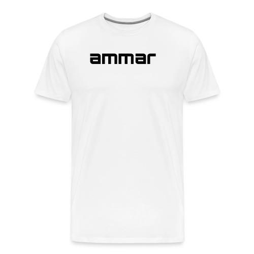 game on themed logo merchandise - Men's Premium T-Shirt