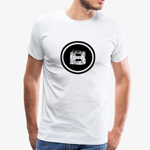 Buford B schwarz - Männer Premium T-Shirt