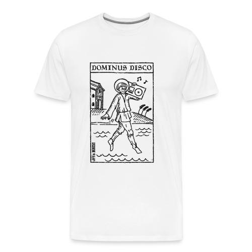 Dominus Disco - Männer Premium T-Shirt