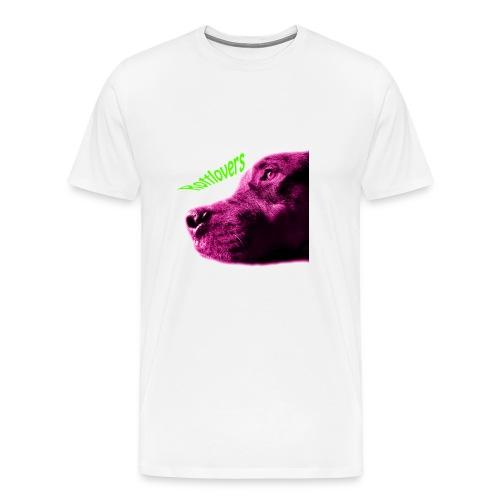 Rottlovers Rosa - Camiseta premium hombre
