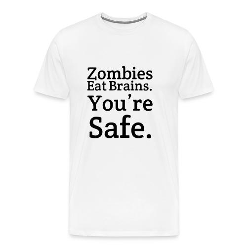 Zombies - Mannen Premium T-shirt