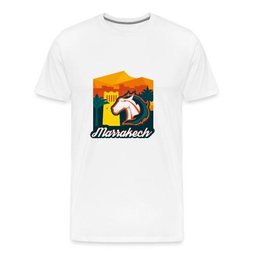 ARABIAN HORSE - Maglietta Premium da uomo