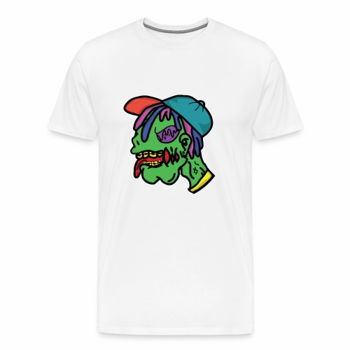 Monsta official logo - Men's Premium T-Shirt