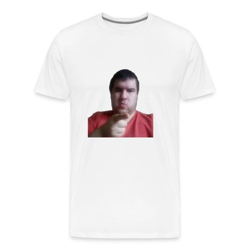 reecewNo - Men's Premium T-Shirt