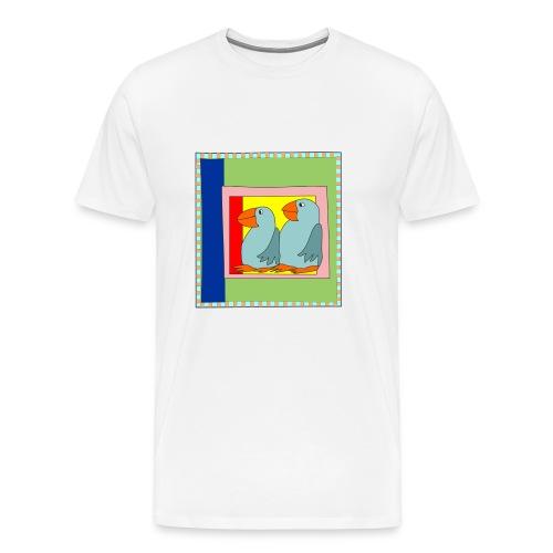 Colorart1 - Maglietta Premium da uomo