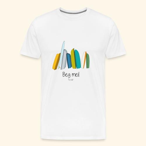 Beg Meil La cale - T-shirt Premium Homme