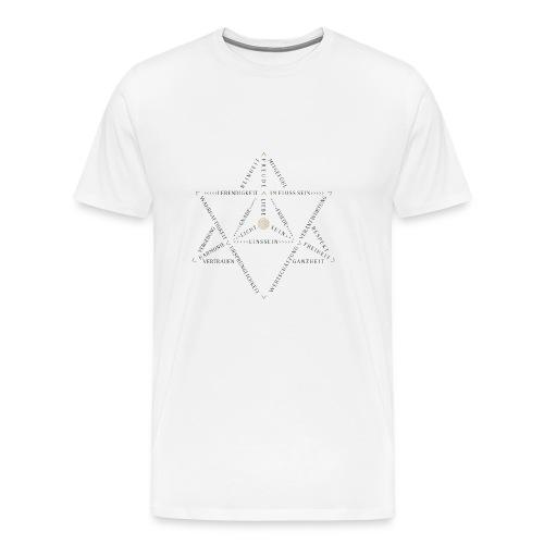 Mandala 22 - Männer Premium T-Shirt