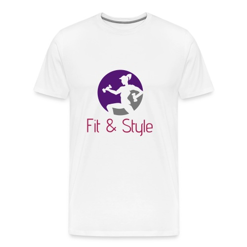 Fit & Style shirt - Mannen Premium T-shirt