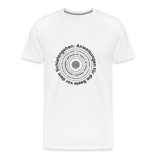 Mandala 3 - Männer Premium T-Shirt