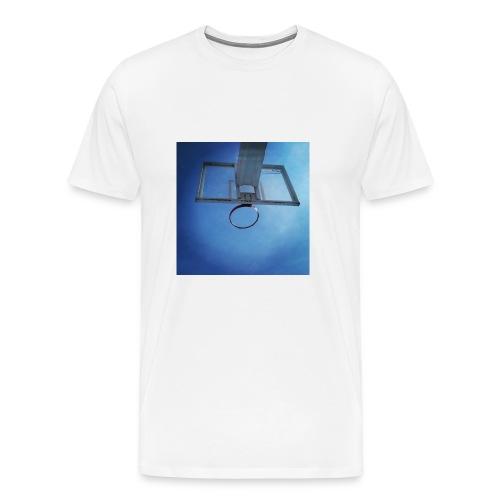 vida basket - Camiseta premium hombre