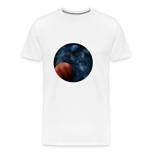 Space - Männer Premium T-Shirt
