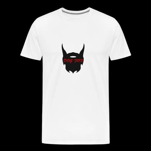 Dogfox Devil - Männer Premium T-Shirt