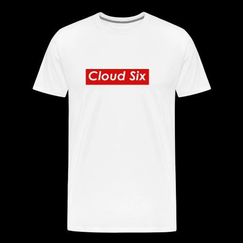 Cloud Six - Miesten premium t-paita
