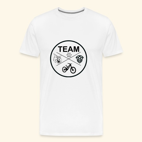 Logo TEAM LBB - T-shirt Premium Homme