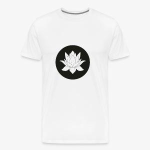 Lotusblume - Männer Premium T-Shirt