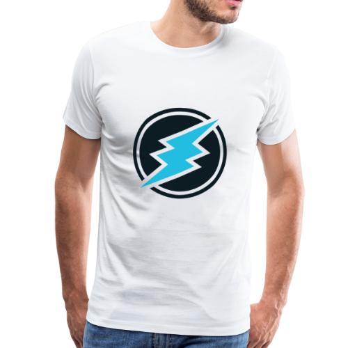 ETN logo - Men's Premium T-Shirt