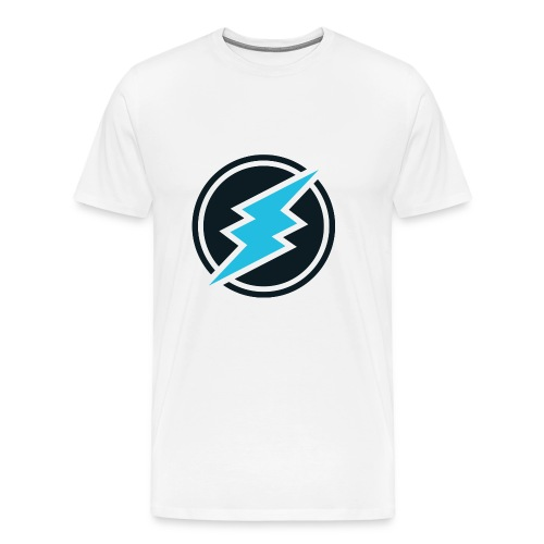 ETN logo - Men's Premium T-Shirt